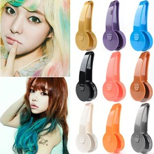 Hot Sale  Fashion Salon Temporary Hair Chalk Dye Soft Pastels Powder Party DIY Wash-Out Styling Tool