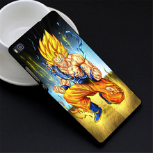 Super Goku dragon ball Design case cover cell phone cases for huawei P8 Lite P8 P9 P9 plus mate 7 8 hard shell(China)