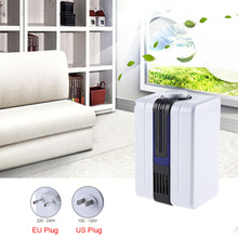 BYK - JY68 Portable Mini Negative Ion Generator Ionic Air Purifier with Light Remove Formaldehyde Smoke Dust