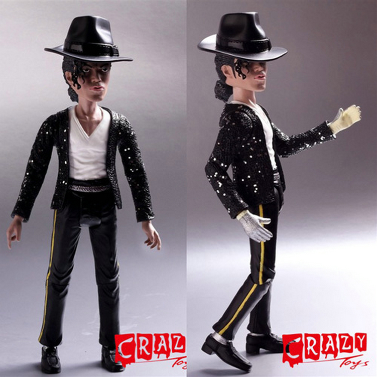 2017 NEW hot Michael jackson Toys Best action figure  toys Cool Christmas gift doll<br><br>Aliexpress