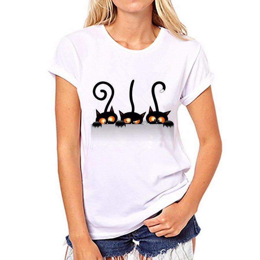 100% Pur Coton T-Shirt D'été 2018 Vente De Mode Col Rond T-shirt Adorable Panda Mignon T-shirt Femmes kawaii Vêtements Casual 13