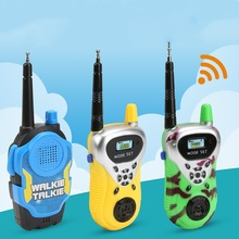 Buy 2Pcs/Set Toy Walkie Talkies Kids Children Outdoor Interphone Toy Mini Portable Handheld Two-Way Radio Toy Original Box for $8.20 in AliExpress store