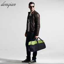 Portable shoulder bag travel bag men and women boarding bag large capacity high quality luggage bag waterproof travel package ne