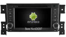 S160 Android 4.4.4 CAR DVD player FOR SUZUKI GRAND VITARA (2005-2012) car audio stereo Multimedia GPS Quad-Core