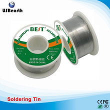 Leaded Welding Wire 100g 0.3mm BEST Soldering tin with Low Melting Point for BGA Rework, also have 0.4-1.2mm size Solder Tin(China)