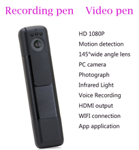 1080P Mini Camera 12MP Security DV Wifi IP Wireless Camera Micro Camera Novatek Pen Meeting Recording Voice Video Recorder(China)