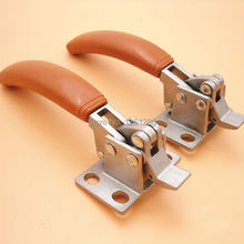 free shipping lever door handle steam box hinge oven door lock cold store hinge cabinet kitchen Freezer cookware repair part