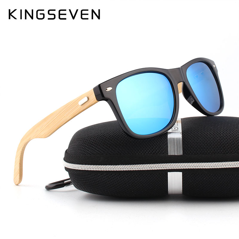 2017 New Bamboo Polarized Sunglasses Men Wooden Sun glasses Women Brand Designer Original Wood Glasses Oculos de sol masculino<br><br>Aliexpress