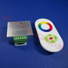 12V 24V RGB Color Changing Controller RF Remote Controller Touch Remote