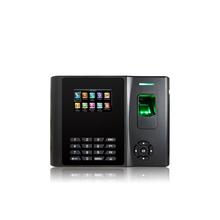 USB port fingerprint scanner with TCP/IP/Biometric attendance device with WiFi/Timeclock with printer(China)
