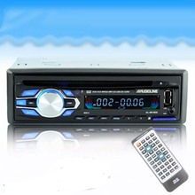 Car Audio Players Bluetooth Car In-Dash Bluetooth Car In-Dash Stereo Audio USB FM Aux Input Receiver MP3 Radio CD Player
