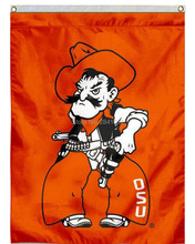 5 Color Oklahoma State University Cowboys Decorative Team American Outdoor Indoor Football College Flag 3X5 Custom Any Flag(China)