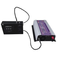 10.8-30V or 22-60V 600W MPPT Solar Grid Tie Inverter with Grid Tie Power Limiter ( can prevent excess power go to the Grid )(China)