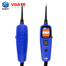 Power Probe Car Electric Circuit Tester Automotive Tools 12V Vgate Pt150 Electrical System Tester as Autek YD208 Autel PS100(China)