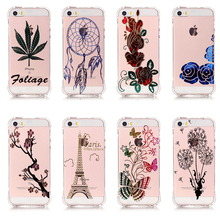 AKABEILA Cell Phone Cases For Apple iPhone 5S 5 SE 5G 55S iPhone55s iphone5 iphone5s iphoneSE Covers Back Bags Housing Soft TPU(China)