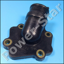 19mm JOG 50cc 1E40QMB Intake Manifold 2 Stroke Engine ATV Quad Go Kart Scooter Jonway Parts(China)