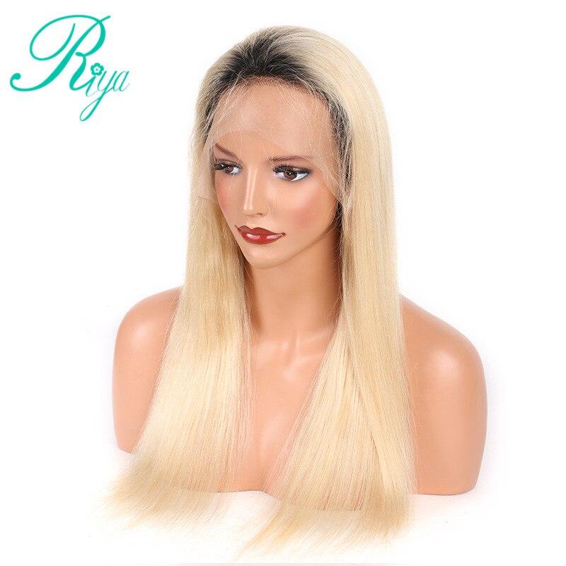 #1b 613 huamn hair wig (5)