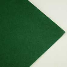 Nonwoven Polyester Ernbroidery Art Work Dark Green Colour Felt Fabric Automotive Decorative Clean Materials Suitcates 1mm Thick(China)