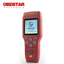 OBDSTAR X100 PRO Auto Key Programming Immobiliser + Mileage Correction Odometer Adjustment + OBDII Tool with EEPROM/PIC Adapter
