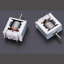 020 Micro DC Motor Four Wheel small toy motor Drive motor model toys vibration small appliances /DIY toy accessor