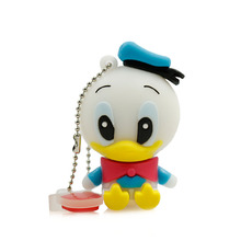 usb flash drive 64g pendrive 4g 8g 16g 32g flash drive new style cute cartoon Duck usb stick Usb2.0 memoria usb free shipping