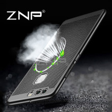 ZNP Heat dissipation phone hard Back PC Cases For Huawei P10 P9 P10 Plus Full Cover Case For Huawei P9 P10 P9Plus Protect shell