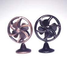 Mini Doll House Accessories Fan Simulation Electrical Life Scene Model