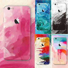 Fashion Personality TPU Graffiti luxury Soft Silicon For iPhone X 8 4 4S 5 5S 5C SE 6 6s 7 Plus Case painting Inkjet Pattern