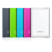 EAGET G90 1TB 500GB USB 3.0 High Speed External Hard Drives Portable Desktop And Laptop Mobile Hard Disk Genuine(China)
