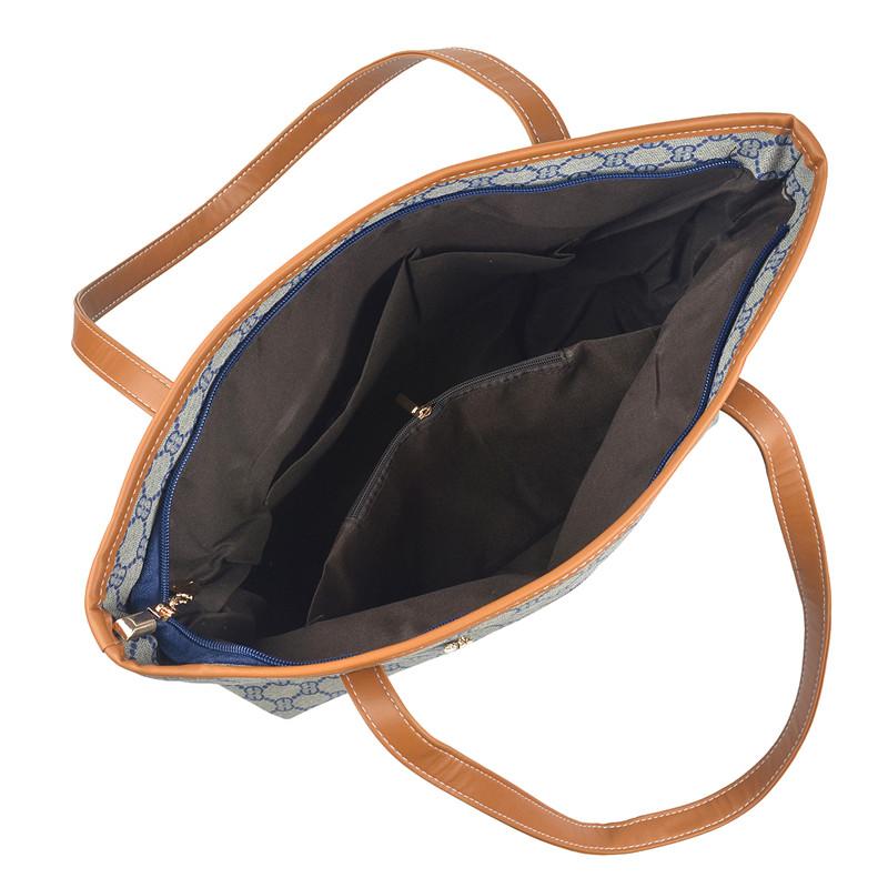 Micom Printed Bag Female Luxury Handbags Women Bags Designer Shoulder Bags Women High Quality Leather Hand Bag Bolsa Feminina 35