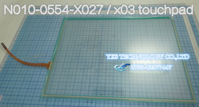Fujitsu four-wire, N010-0554-X027 /x03 touchpad original N010-0554-X027<br><br>Aliexpress