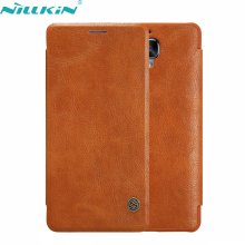 For OnePlus 3 A3000 Cover 5.5 A3010 OnePlus 3T Leather Case NILLKIN Retro Quality Hard PC Back Cover Flip Smart Sleep Phone Case(China)