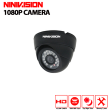 NINIVISION AHD 2MP Vandal Proof HD 1080P AHD-H Dome Camera 1080p Surveillance Security CCTV Indoor Camera Night Vision IR Cut(China)
