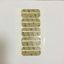 10pcs/lot New 3M Double Side Adhesive Strips Sticker for iPod Touch 4 4th 4g gen Touch Screen Digitizer(China)