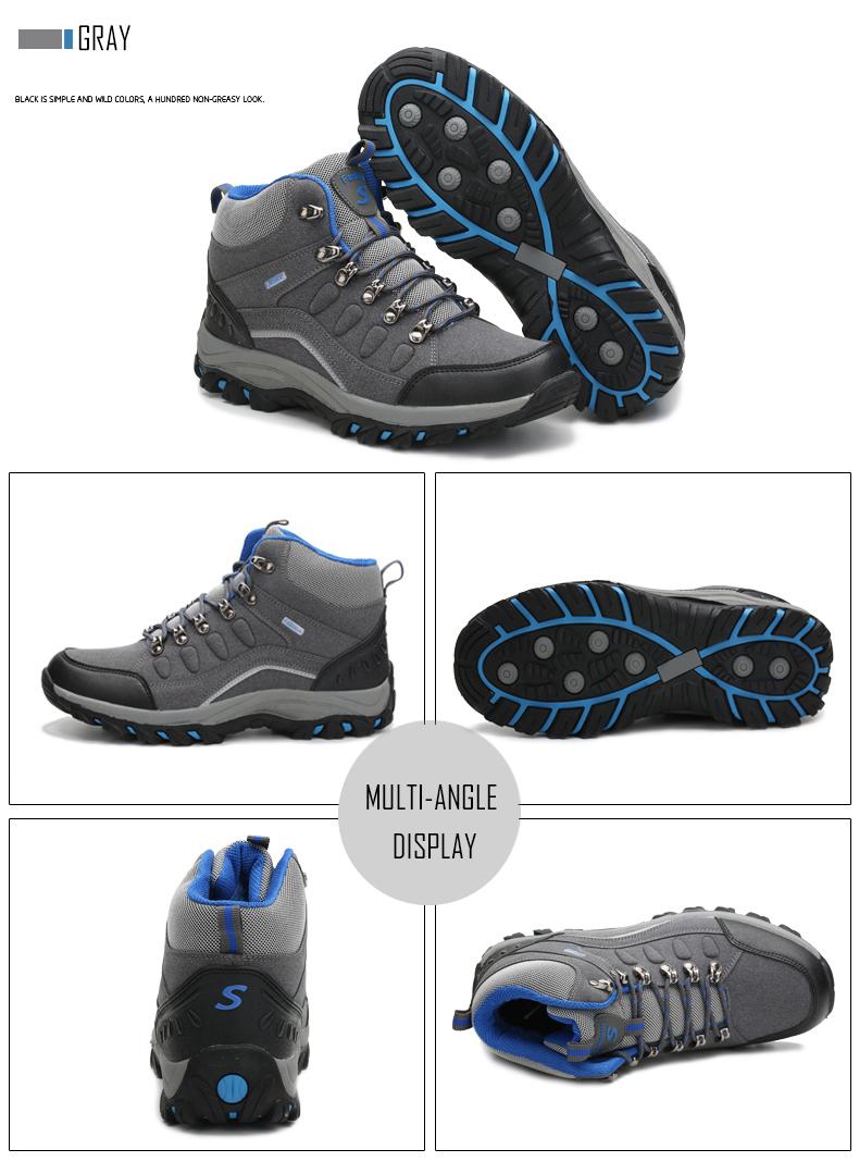 BD-3338 men Outdoor hiking shoes women (25)