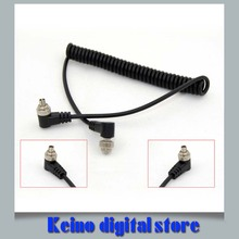 Male to Male FLASH PC Sync Cable PC-PC for NIK&N SC-15 SC-11(China)