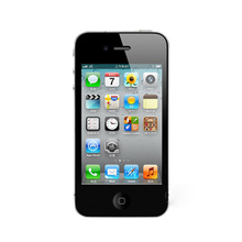 Original  Apple Iphone 4s Factory unlock phone Dual core 32GB+512MB Storage 8MP Camera GPS 3.5'' TouchScreen used phone