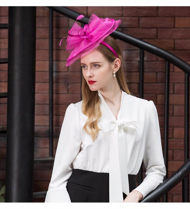 women hat elegant
