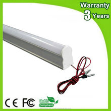(10PCS/Lot) Epistar Chip 3 Years Warranty CE RoHS 2ft 0.6m 600mm 10W 12V T5 LED Tube Light Fluorescent Lamp Daylight