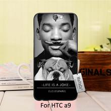 MaiYaCa On Sale! Luxury Cool Case For case HTC One A9 will smith coque Eleven Paris pug pour(China)