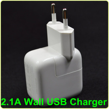 12W 2A new best quality European Wall Plug Socket for iPad for ipod 2 3 4 Mini Air AC Adapter Mains Charger EU travel charger