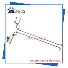 "OneSpares FOR HP for PROBOOK 6560B laptop on both sides of the screen hinge hinges 15.6"" LCD Bracket Rail Set(China)"