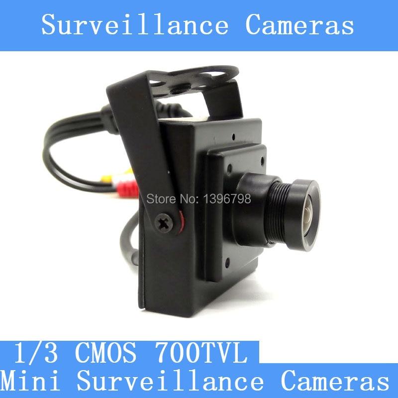 New Arrival Mini HD 3.7mm 92-degree Camera 700TVL 1/3 CMOS Surveillance Color CCTV Camera<br><br>Aliexpress