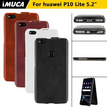 IMUCA for huawei p10 P10 P 10 lite Cases covers Flip Huawei p 10 lite cases covers PU leather phone cases Original retail box