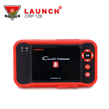 [Launch Distributor] 100% Original Launch Professional Creader CRP 129 OBDII OBD2 Auto Diagnostic Tool with Multi-language
