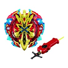 Top beyblade Toys for sale original Burst with launcher Starter Xeno Excalibur.M.I Starter Zillion Zeus I.W B-48 B-66(China)
