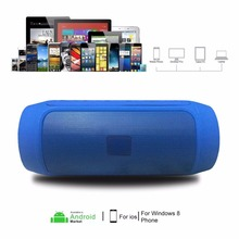 Fashion Portable Wireless Bluetooth4.0 Player Audio Subwoofer Outdoor Sports Mini Card Small Speaker CHarge2+II HIFI