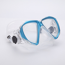 Professional Scuba diving Fog-proof mask Underwater Free Snorkeling Spearfishing Equipment Myopic optical lens Swimming goggles