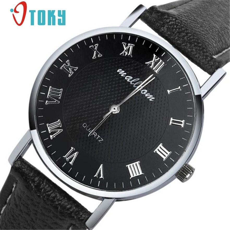 OTOKY Mens Watches Luxury Quartz Watch Men Clock Male Wrist Watch Quartz-watch Relogio Masculino Gift 1pc<br><br>Aliexpress