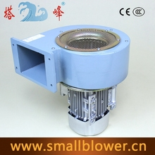 TAFENG 370w crane tower fan centrifugal fan,industrial Die casting aluminum housing cooling fan L-06(China)